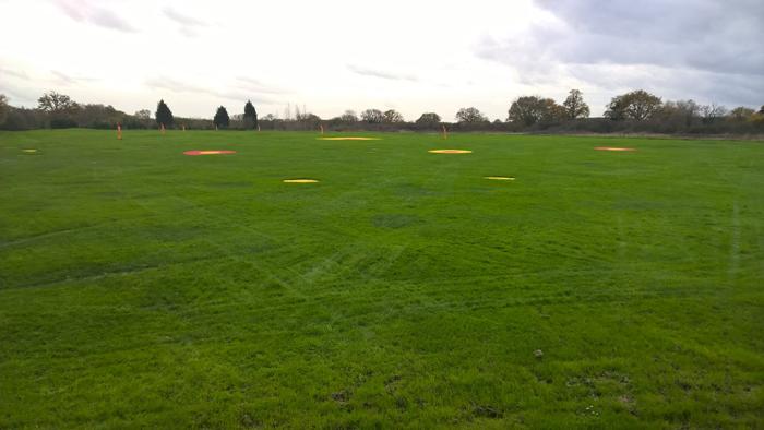 Horne Park Driving Range - After Robot Install