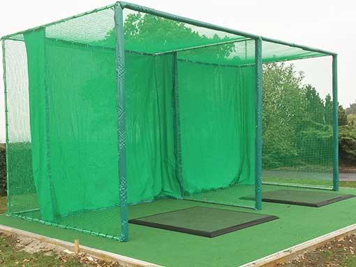Golf Practice Netting Enclosures - TrueStrike Golf ...