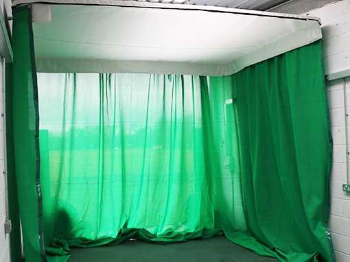 Golf Practice Netting Enclosures Truestrike Golf
