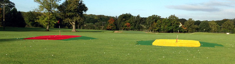Outfield Targets For Driving Ranges Truestrike Golf