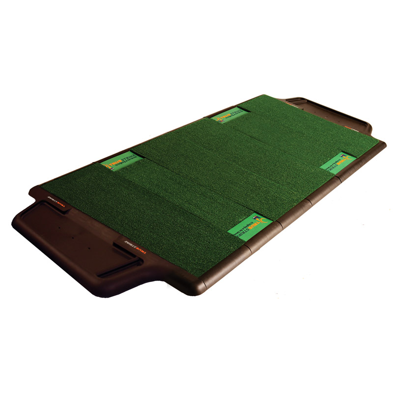 Double Golf Mat