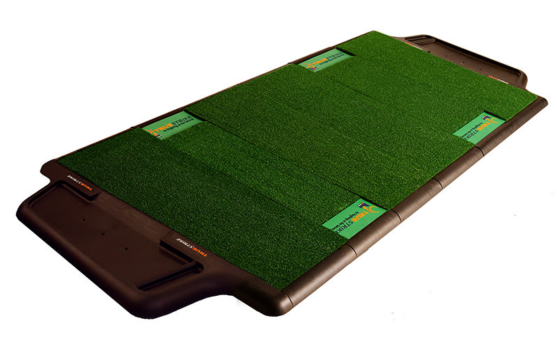 Double Golf Mat