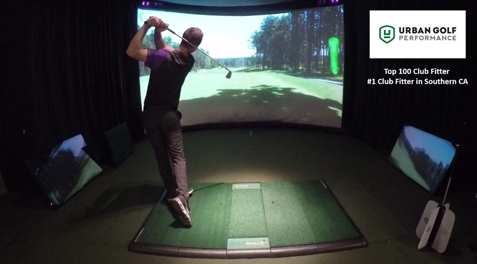 Academy Mat with Golf Simulators