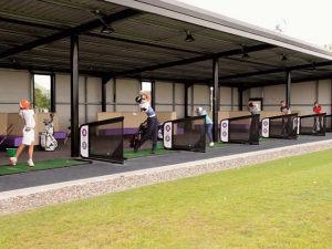Driving Range Refurbishment One Stop Golf Completed