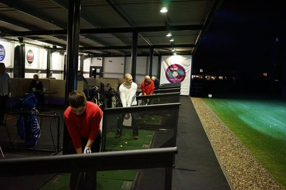 Driving Range Refurbishment One Stop Golf