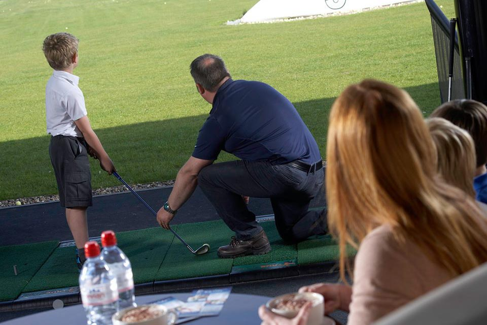 One Stop Golf Driving Range Refurbishment