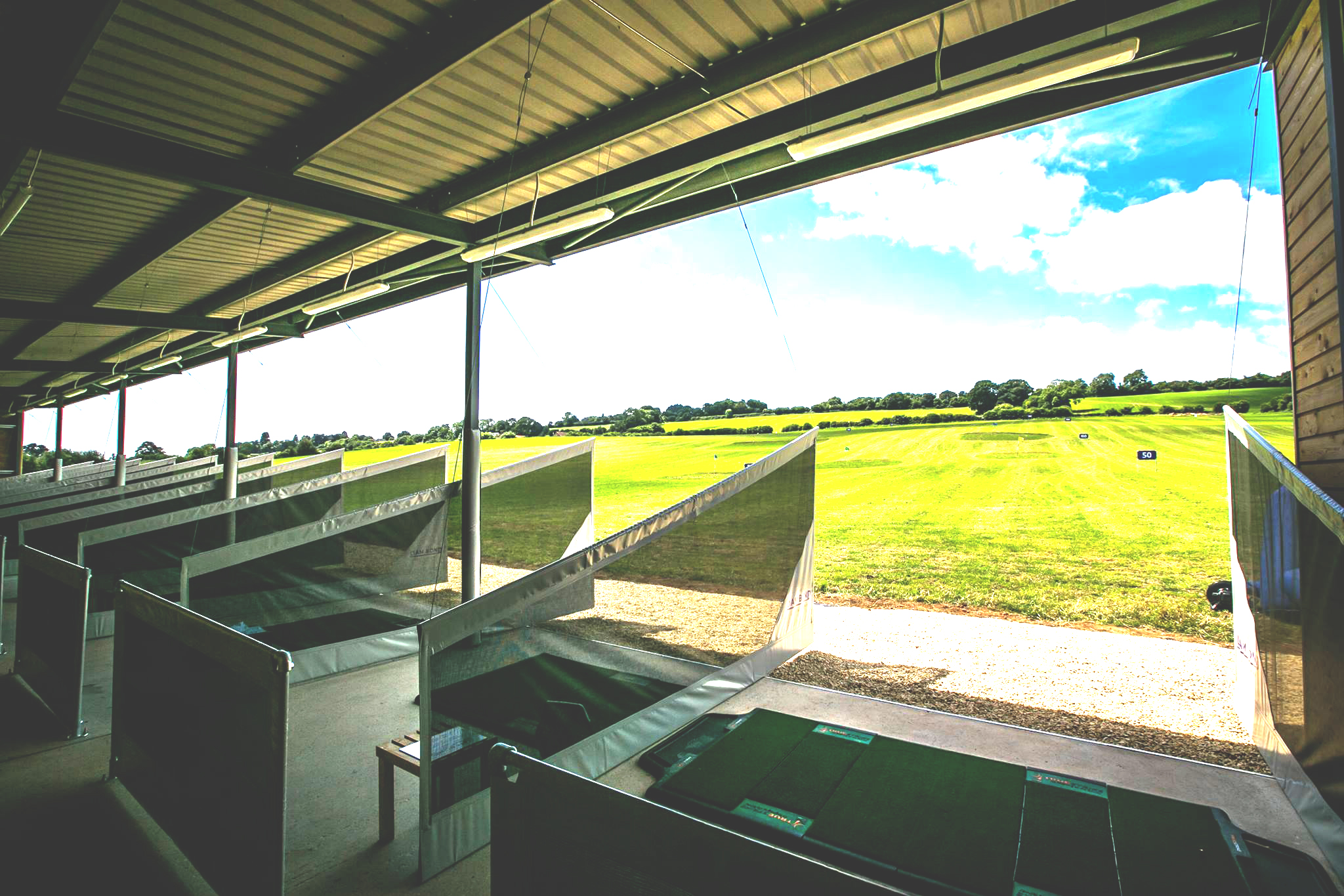 Liam Bond Golf Academy Truestrike Golf Practice Mats