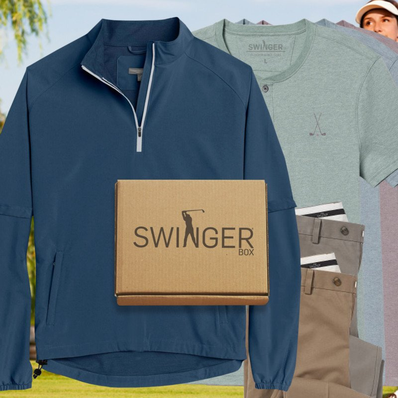 Swinger Box - Christmas Gift Idea