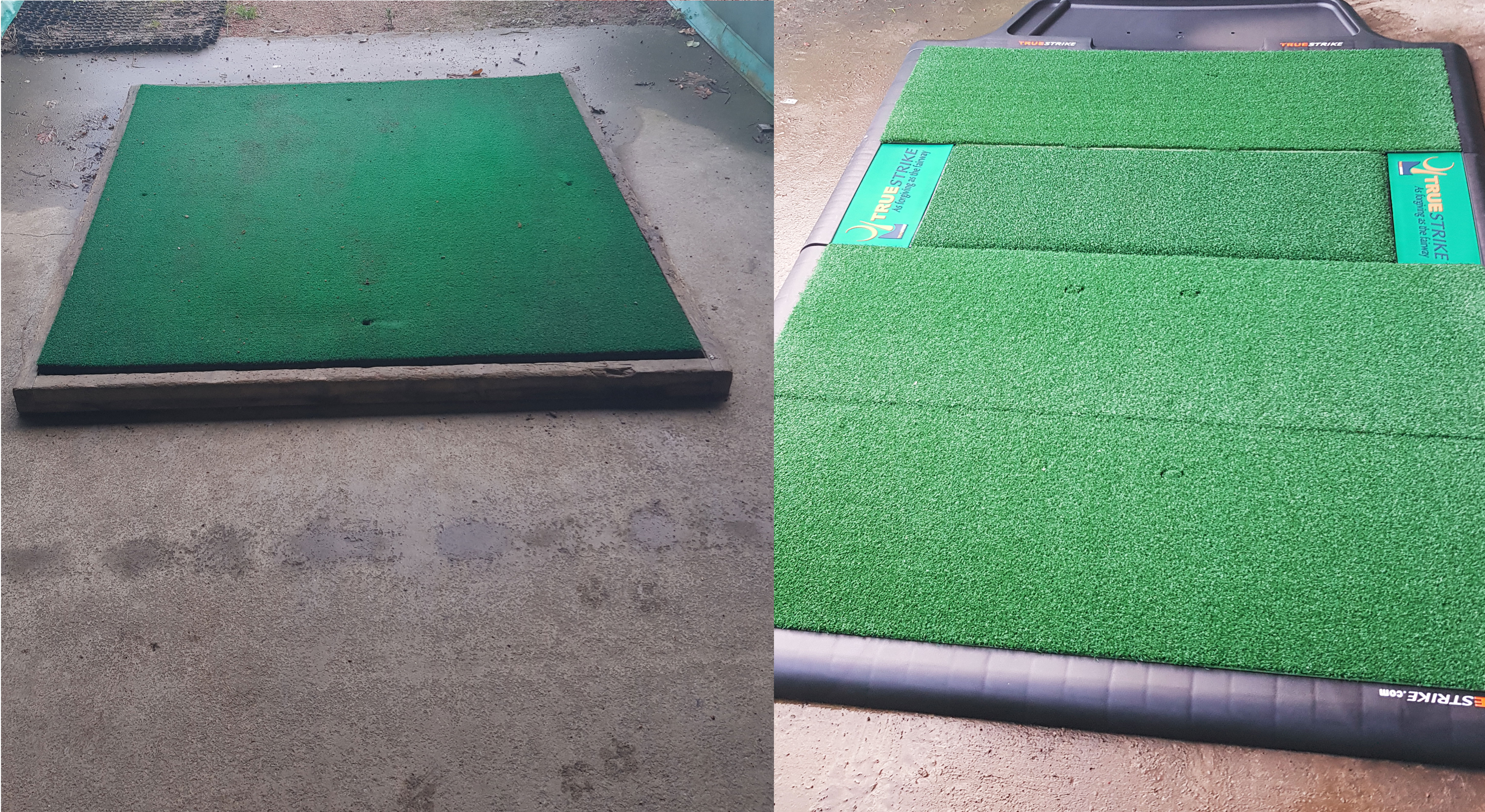 oklahoma golf greens our mats grass putting in synlawn residential artificial gallery green