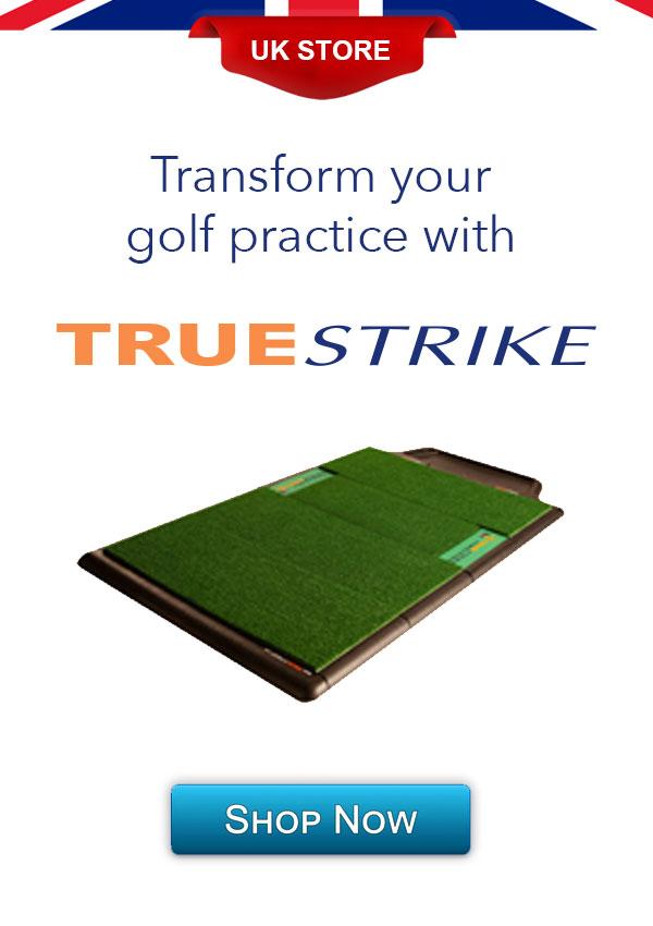 Get Your TrueStrike Golf Mat