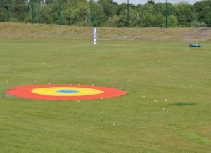 Aston Wood TrueStrike's Outfield Targets