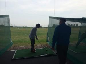 Aston Wood TrueStrike Golf Mats