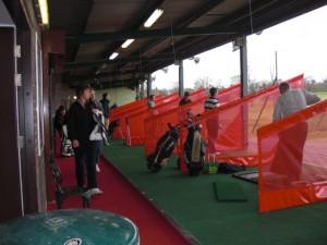 Bushey Country Club TrueStrike Golf Mat
