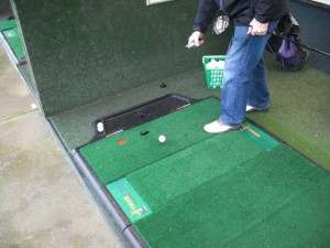 Tonbrisge Golf Centre TrueStrike Golf Mats