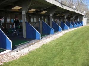 Manston Golf - Before Shot