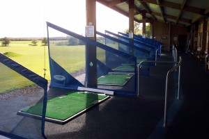 York Driving Range TrueStrike Golf Mats