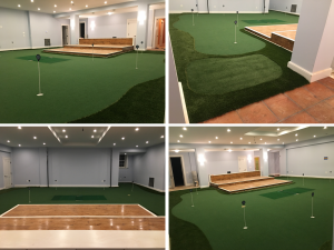 ProPutt Systems - Golf Rooms