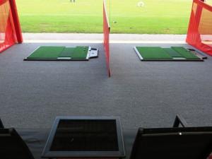 Liverpool Golf Driving Range TrueStrike Golf Mats