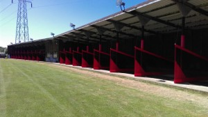 Sherdons Golf TrueStrike Driving Range Refurbishment