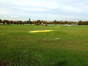 Sandown Park Outfield Targets